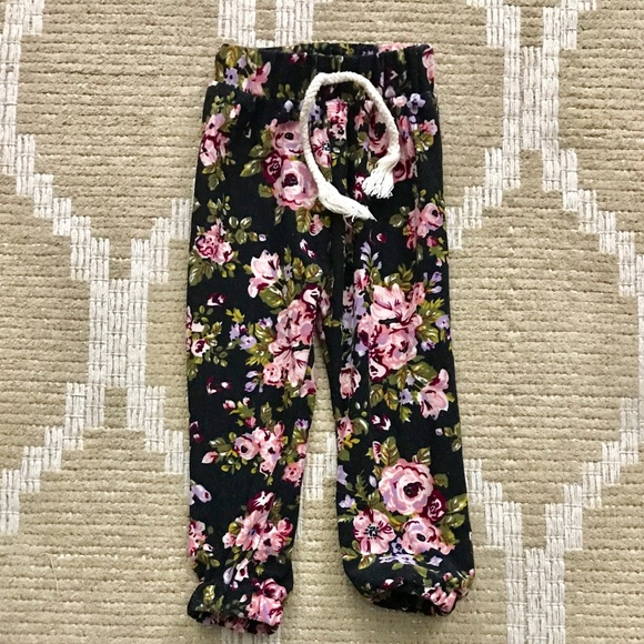 Other - Baby floral pants